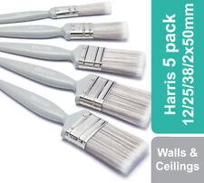 Harris Essentials Walls & Ceilings 101011006 Paint Brush 5 Pack