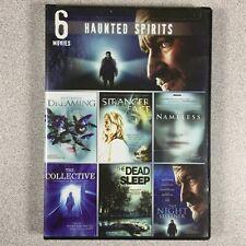Haunted Spirits 6 Movie Set (Horror, Thriller) (2012 Echo Bridge 2 DVD's)