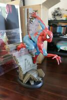 Sideshow Exclusive Premium Format Spiderman Comquette
