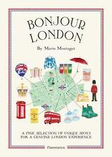 Bonjour London: By Montagut, Marin