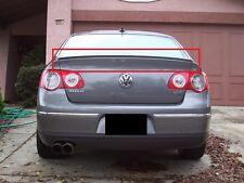 VOLKSWAGEN VW PASSAT B6 R-LINE R36 06-10 REAR TRUNK SPOILER NEWNEW