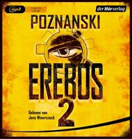 EREBOS 2 - WAWRCZECK,JENS   MP3 CD NEW