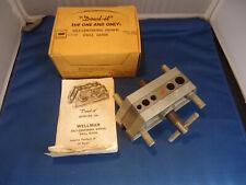 Dowl-it Self centering dowel drill guide vtg tool w/ box