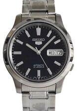 SEIKO 5 snk793 Reloj Pulsera Automático Nuevo y en Caja orig.
