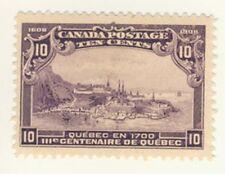 Canada Stamp Scott # 101 10-Cents Quebec Tercentenary M