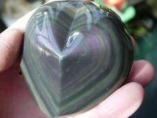 rainbow obsidian polished free form RB22