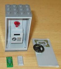 Lego City - Tresor Schrank für die Stadt