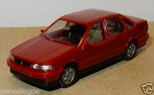 MICRO WIKING HO 1/87 VW VOLKSWAGEN PASSAT ROUGE FONCE NO BOX