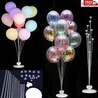 Balloon Column Set Upright Base Stand Holder Display Kit Party Wedding Decor