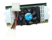 Intel Pentium II CPU SL357 400MHz SLOT1 + Cooler
