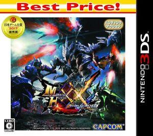 Nintendo 3Ds Monster Hunter Xx Double Cross