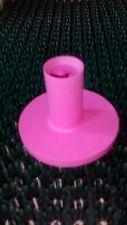 Set of 3 PINK Rubber Golf Driving Range Dual Purpose Tees/Home/Range/Winter