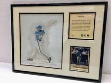 1993 Dave Magadan Florida Marlins Litho Numbered Sweet Swing Framed Russell