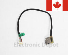 New HP 15-AB 15-AN 15-AK 15-BS DC Jack Cable 799749-F17 799749-S17 799749-Y17