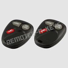 2 For 1998 1999 2000 2001 Chevrolet Chevy Blazer S10 Silverado Remote Key Fob
