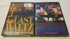 The Last Waltz [Special Edition] & Storefront Hitchcock DVD NEW