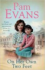 On Her Own Two Feet by Pamela Evans (Paperback, 2014)