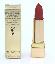 YSL Rouge Pur Couture Kiss & Love Edition no. 1 Le Rouge