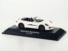 Schuco 450757601 Porsche 911 GTS Hünerbein Hausmesse 2015 limi 50Stk 1:43 NEU+OV