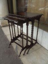 Oak Original Edwardian Antique Tables