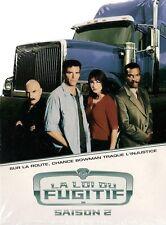 """Coffret 6 DVD """"LA LOI DU FUGITIF"""" (SAISON 2) NEUF SOUS BLISTER"""