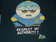RESPECT MY AUTHORITAH AUTHORITY HUMOR FUNNY Metal License Plate Frame Tag Holder