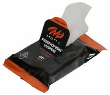 Motiv Bowling Ball Cleaning Response Wipes- 20 Sheets