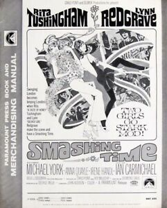 SMASHING TIME great PRESSBOOK 1967