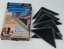 As Seen on TV Ruggies Amazing Reusable Rug Grippers Set of 7