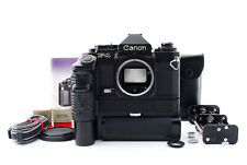 [Near MINT] Canon New F-1 AE Finder + AE Power Winder FN Motor Drive JP 698578