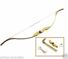 Left-Handed 40 lb Draw Weight Archery Take-Down Bow Easy Assemble Survival bow