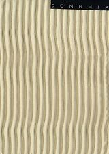 Donghia Official 129 yds of Piega in Sabbia -Cotton, Polyester, Acrylic, Viscose