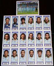 FIGURINE CALCIATORI PANINI 2010-11 SQUADRA ALBINOLEFFE CALCIO FOOTBALL ALBUM