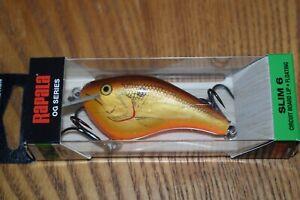 Rapala OGS-6 Ott's Garage Slim 6 Crankbait Fishing Lure (Crawdad) NIP