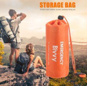 Portable Outdoor Camping Hiking Waterproof  Emergency Travel Tent Storage Bag.