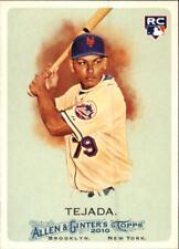 2010 Topps Allen and Ginter Baseball #263 Ruben Tejada RC New York Mets