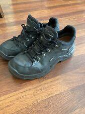 Lowa Men's Renegade II GTX Low Wide Black Hiking Work Shoes 310955-9999 Size 11