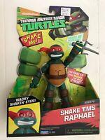 Teenage Mutant Ninja Turtle TMNT Raphael Shake Ems Action Figure BRAND NEW