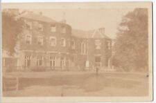 Unidentified Country House RP PPC Unposted, Location Unknown