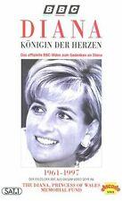 Diana - Königin der Herzen [VHS]   DVD   Zustand akzeptabel