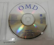 """OMD Dreaming + 2 ORCHESTRAL MANOEUVRES DARK Rare '88 CD Single 12"""" Mix SYNTH POP"""