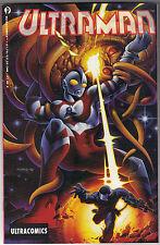 HOT RARE Ultra man  #1 of 3 from Ultra comics July 1993