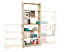 KELLY offenes Regal Bücherregal Raumteiler 80x200x30 Kiefer massiv mit 6 Böden