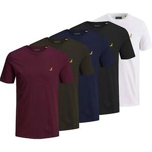 Mens T Shirt Brave Soul Brand Casual Short Sleeve T Shirt