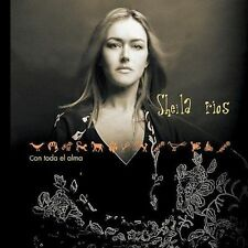 SHEILA R¡OS - CON TODA EL ALMA USED - VERY GOOD CD