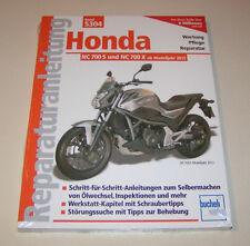 Reparaturanleitung Honda NC 700 S / Honda NC 700 X - ab Modelljahr 2012!