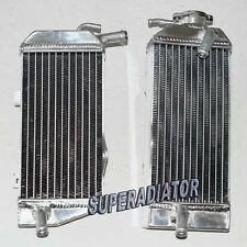 2009-2011 fit for Honda CRF450R Aluminum Radiator 2 ROW 40mm New left right 2010