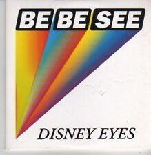 (AZ124) Be Be See, Disney Eyes - DJ CD