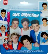 One Direction 1D Notebook N Pen [Stationery] Brand New Gift