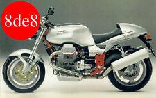 Moto Guzzi V11 Sport (2001) - Workshop Manual on CD (in Spanish/French/Italian)